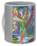 Queen Of The Lotus Flower Coffee Mug