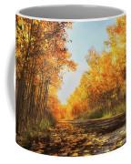 Quiet Time Coffee Mug by Rick Furmanek