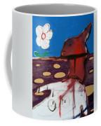 Rabbit Holes Coffee Mug