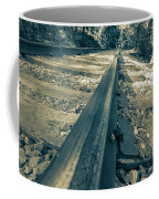 Rail Away  Coffee Mug