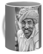 Rajput High School Teacher Bw Coffee Mug