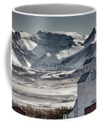 Ranchland Elevator Coffee Mug by Brad Allen Fine Art