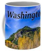Randle Washington In Fall Coffee Mug