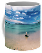 Raspins Beach In Orford On The East Coast Of Tasmania. Coffee Mug