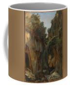 Ravine At Sorrento  Coffee Mug