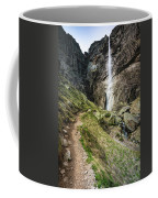Raysko Praskalo Waterfall, Balkan Mountain Coffee Mug