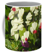 Red And White Surprise 2 Coffee Mug
