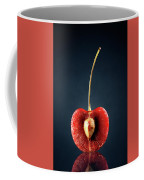 Red Cherry Still Life Coffee Mug