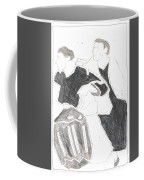Red Detachment Of Women D1 Coffee Mug