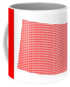 Red Dot Map Of Colorado Coffee Mug