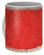 Red Pillow, Decorative. Ameynra Home Decor Coffee Mug