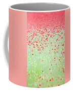 Red Poppies In A Meadow Coffee Mug