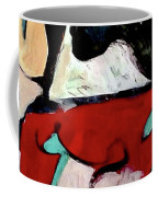Red Remains Coffee Mug