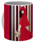 Red Riding Hood Coffee Mug