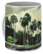 Red Shrt, Homosassa, Florida Coffee Mug
