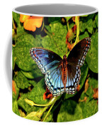 Red-spotted Purple Butterfly 017 Coffee Mug