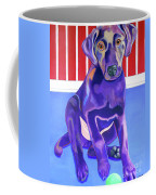 Red, White And Blue Waiting For You Coffee Mug