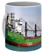 Redhead Freighter Coffee Mug