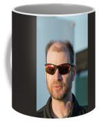 Reflecting On A Mission Coffee Mug