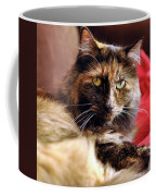 Regal Feline Coffee Mug