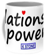 Relationship Power Coffee Mug