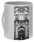 Rene Cassin School B W Coffee Mug