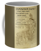 Reproduction Of A Poster Advertising An International Exhibition Of Commercial And Industrial Produ Coffee Mug