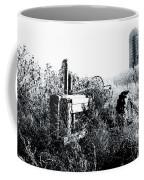Retired John Deere Tractor 1 Coffee Mug