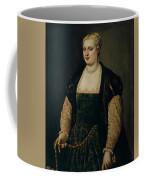 Retrato De Mujer   Coffee Mug