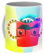 Retro Reel Coffee Mug
