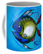Return Fish Coffee Mug