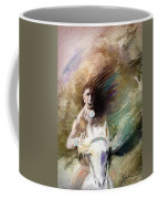 Rides With Wind Coffee Mug