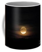 Rising October Moon Coffee Mug