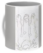 Rite Of Spring Lined 7b Coffee Mug