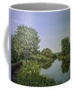 River Wey Coffee Mug