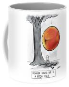 Roald Dahl Gets A Book Idea Coffee Mug