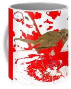 Robin And Snow Coffee Mug