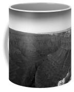 Rock Formations On The Edge Coffee Mug