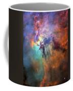 Roiling Heart Of Vast Stellar Nursery Coffee Mug