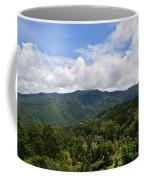 Rolling Hills, Open Sky Coffee Mug