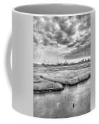 Rolling Into Nyc Black And White Coffee Mug