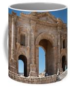 Roman Arched Entry Coffee Mug by Mae Wertz