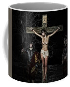 Roman Scene Painting Coffee Mug