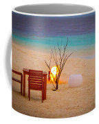 Romantic Beach Coffee Mug