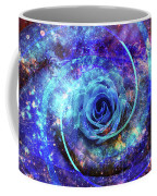 Rosa Azul Coffee Mug by Kenneth Armand Johnson