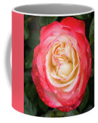 Rose And Rain - The Ice-cream Rose Coffee Mug