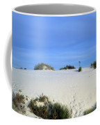 Rrippled Sand Dunes In White Sands National Monument, New Mexico - Newm500 00111 Coffee Mug