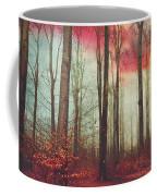 Ruby Red Evening Coffee Mug