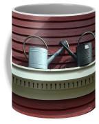 Rustic Watering Cans  Coffee Mug
