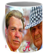 Saban And Bear Coffee Mug